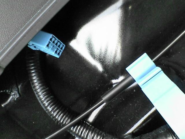 車内にAC100Vコンセント設置 【ソケット取付】 コネクタ