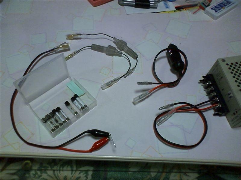 LEDの明るさチェックに便利! 【LEDテストキット作成】 テストキット完成