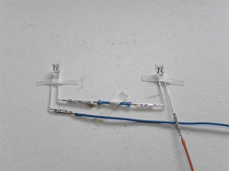 冷蔵庫的照明 【運転席ロアボックス照明】 LEDの作成
