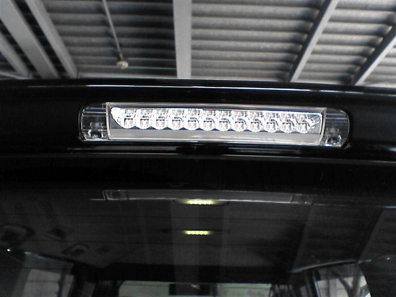 LED倍増+クリアレンズでスッキリ 【ハイマウントストップランプ交換】 GALAX LEDクリスタルハイマウントストップランプ