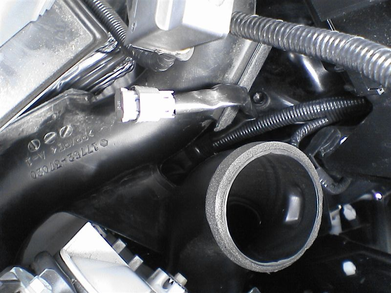 純正流用でエンジンルーム配線 【オプションコネクタ配線】 A31コネクタ