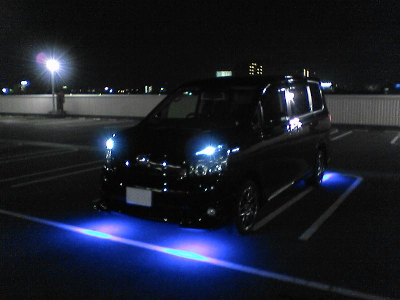 車外青光化計画 【コーナーマーカー】 完成フロント