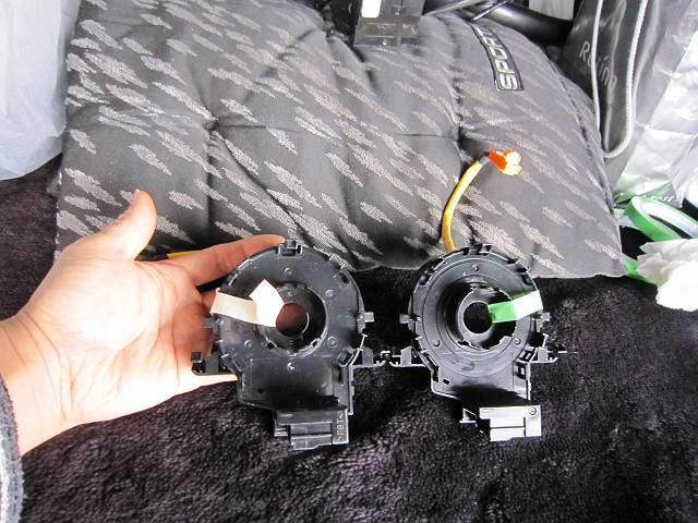 定番便利装備 【クルコン取付(車体取付)】 蛇角センサー外し