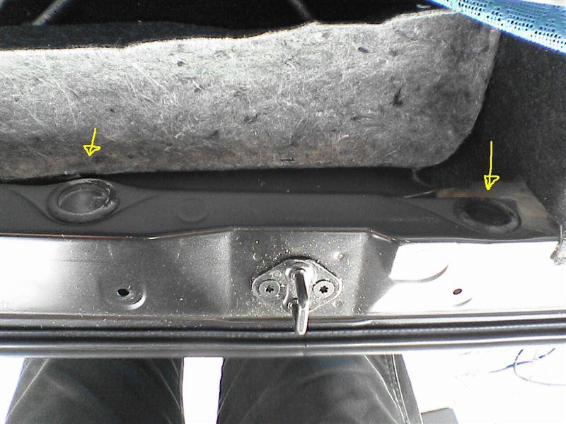 リフもエアロ化 【LEDリフレクター取り付け】 車体状態