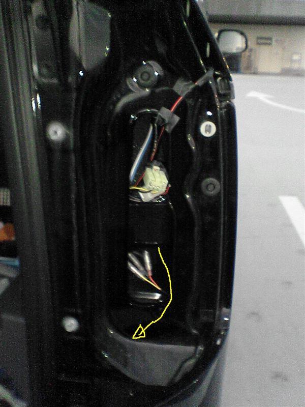 リフもエアロ化 【LEDリフレクター取り付け】 4灯化ユニットまわり