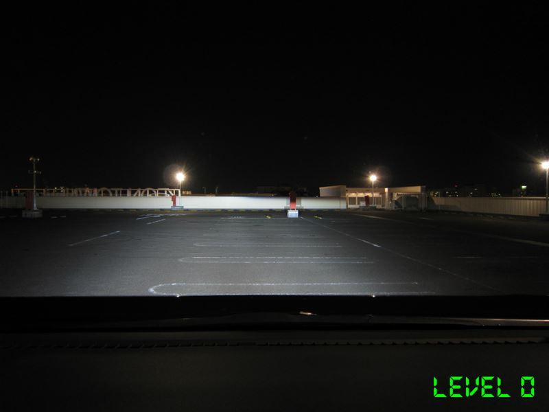 対向車に優しく 【ヘッドライトレべリングマニュアル化(取付編)】 LEVEL0
