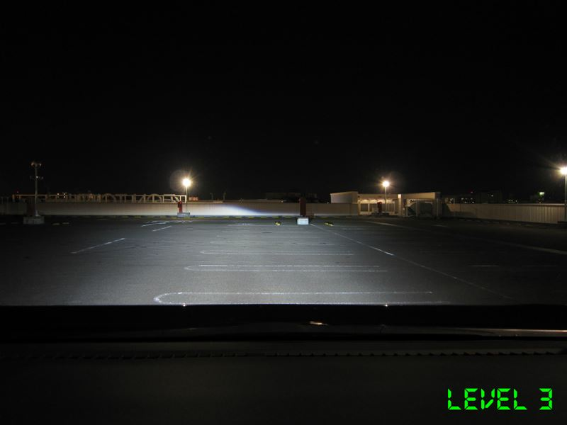 対向車に優しく 【ヘッドライトレべリングマニュアル化(取付編)】 LEVEL3